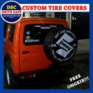 harga Cover Ban Atau Sarung Ban Mobil Suzuki Katana Jimny Design  Harga Mur Tokopedia.com