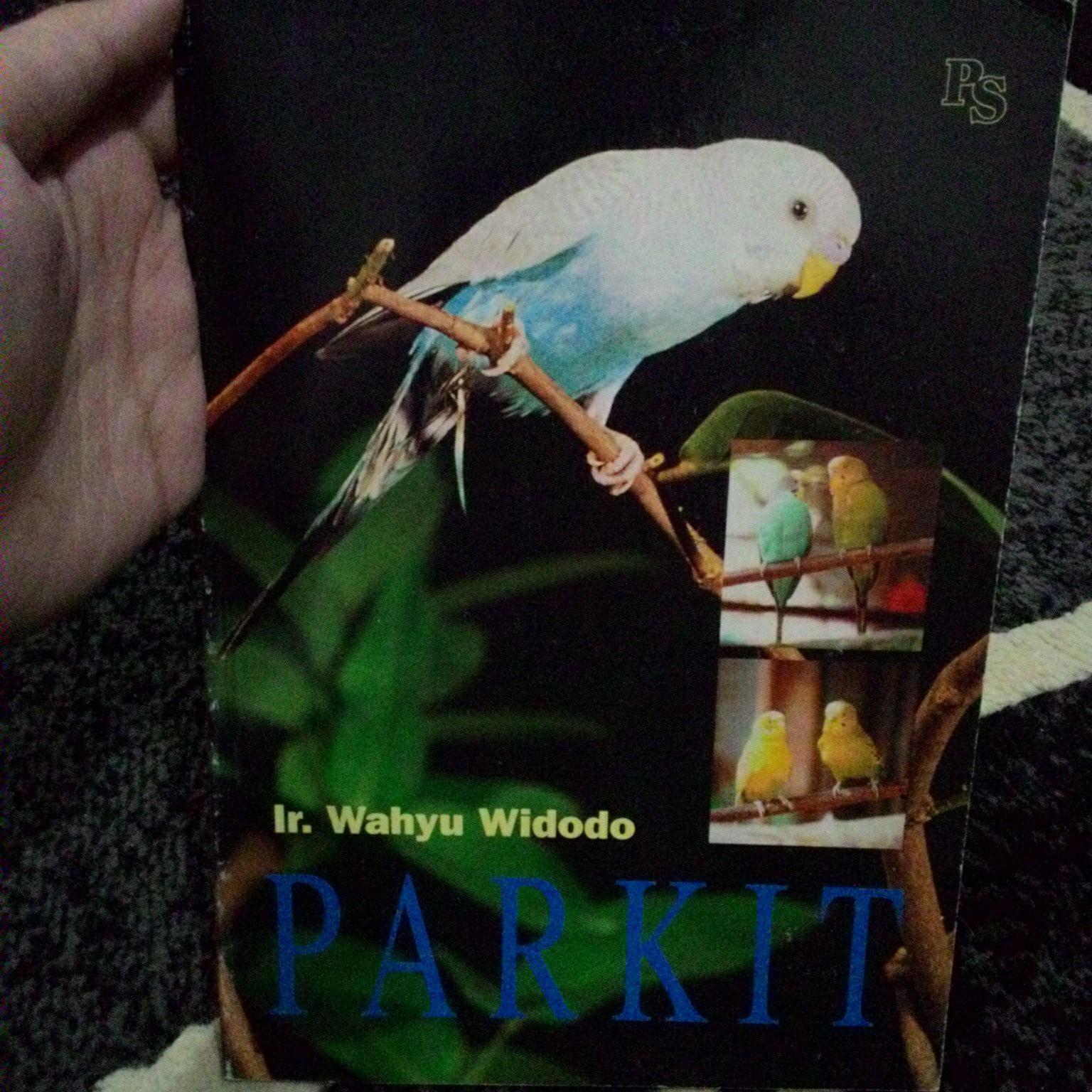 harga Buku Budidaya Burung Parkit Tokopedia.com