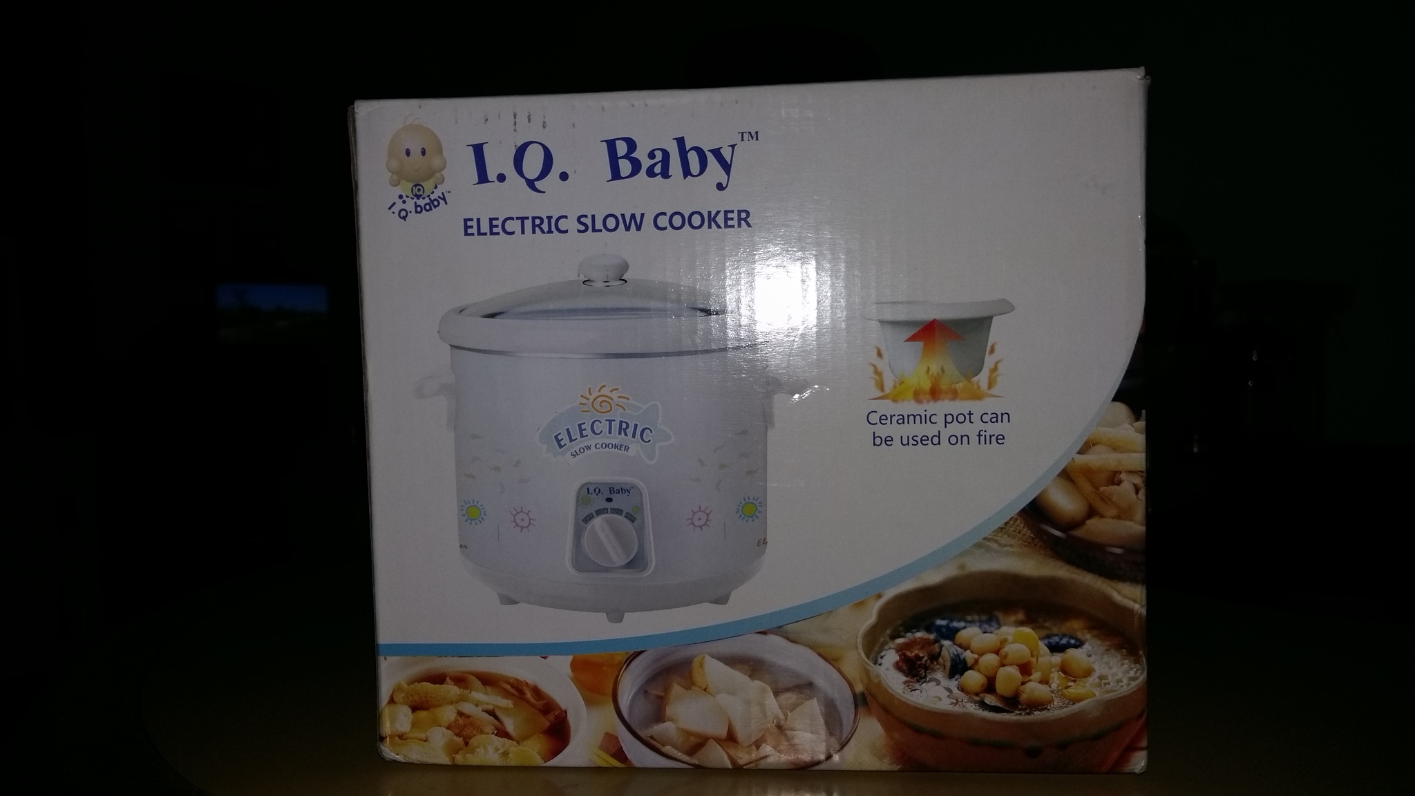 harga Slow Cooker IQ Baby Tokopedia.com