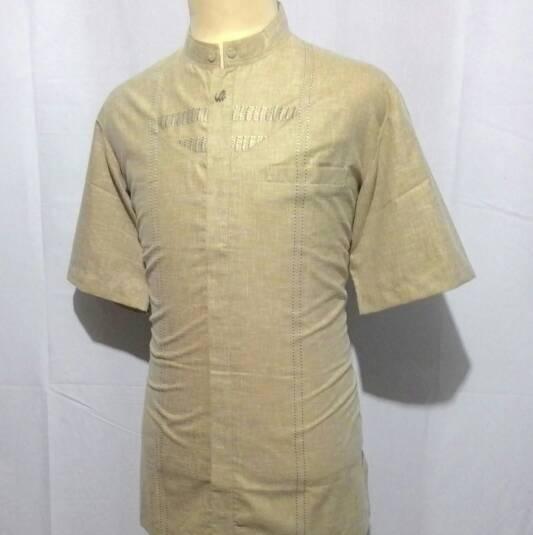 harga Kemeja Koko Pria Merk Rabbani Original / Baju Muslim Cowok | G4 Tokopedia.com