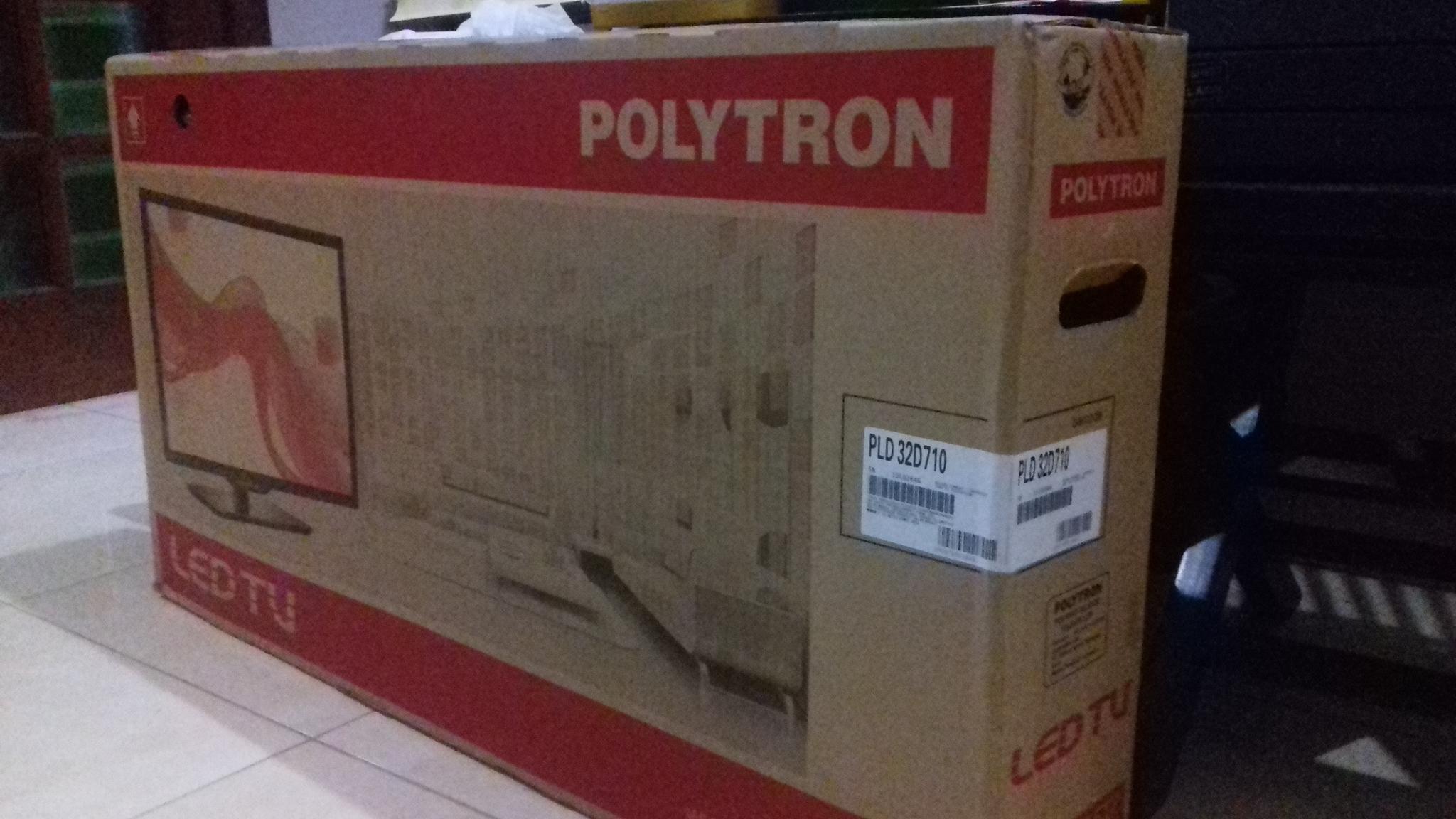 Jual TV Polytron LED PLD