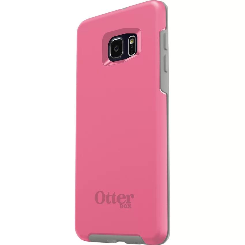 Otterbox Symmetry untuk Samsung Galaxy S6 Edge Plus Pink