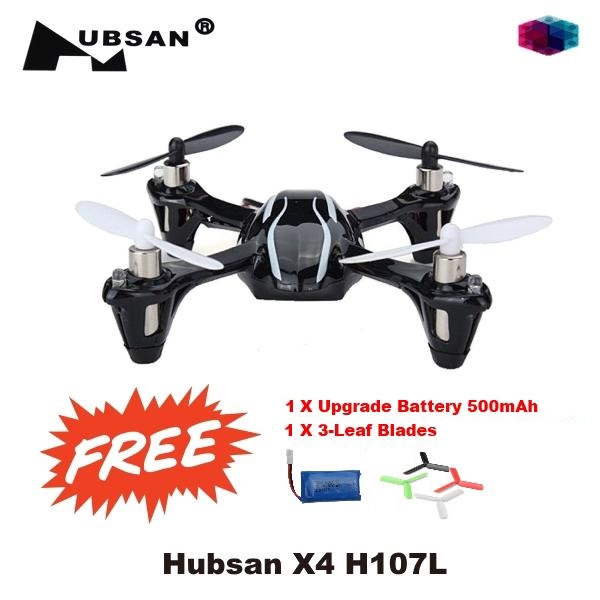 Hubsan X4 - H107L 4CH RC Quadcopter