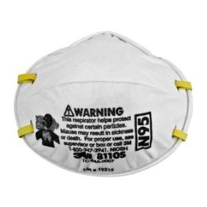 harga Masker 3M 8210 N95 ( Respirator Asap Debu ) Tokopedia.com