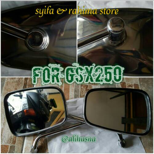 SPION - MIRROR SUZUKI GSX 250 / THUNDER 250 (SECOND) ORIGINAL