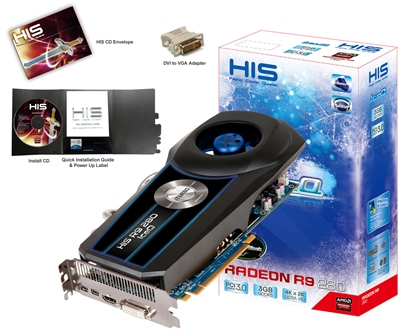 harga VGA HIS Radeon R9 280 IceQ OC Boost Clock 3 GB 384 Bit DDR5 Tokopedia.com