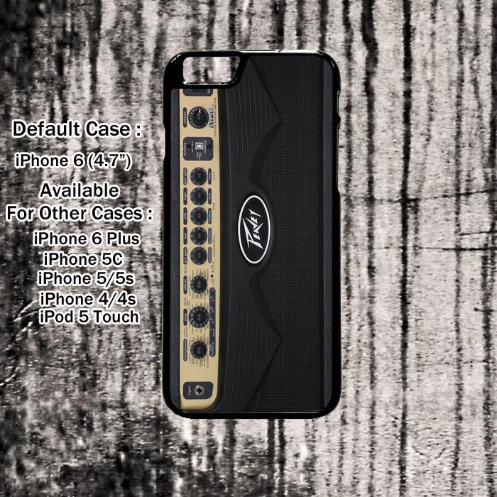 Case Unik Peavey Case Belakang Iphone & Samsung Case Vers 2D