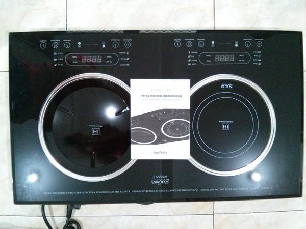 harga Induction Cooker / kompor listrik Aowa AW55SE Made in japan Tokopedia.com