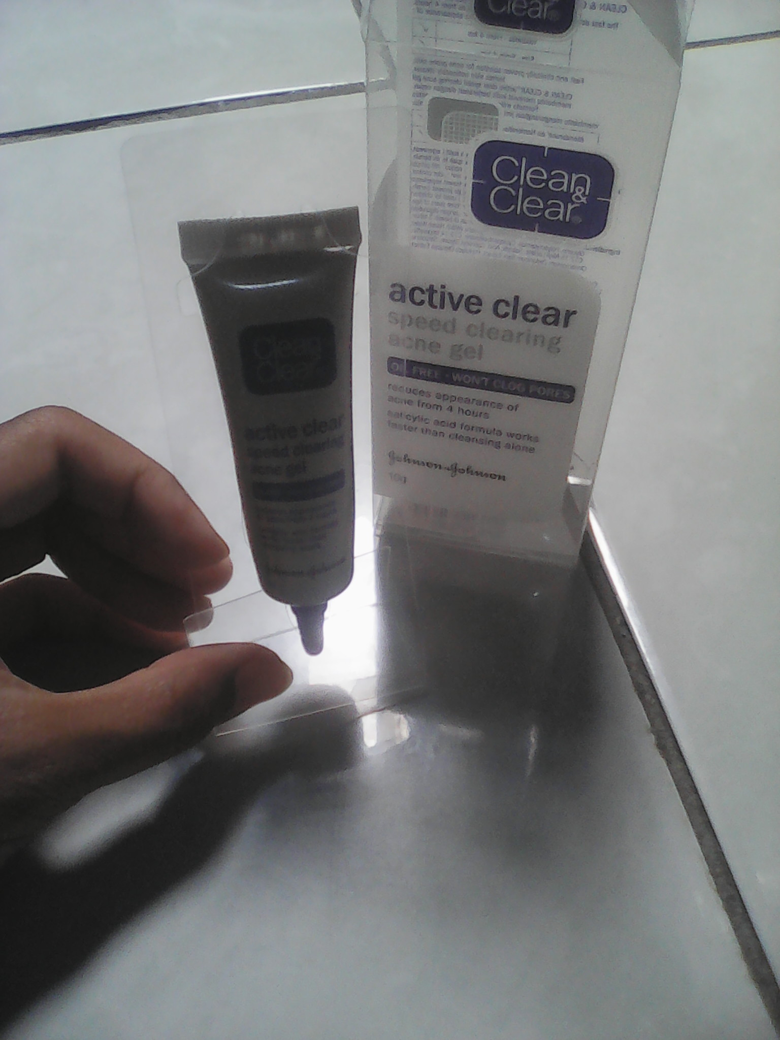 harga Clean and Clear active clear speed clearing acne gel Tokopedia.com