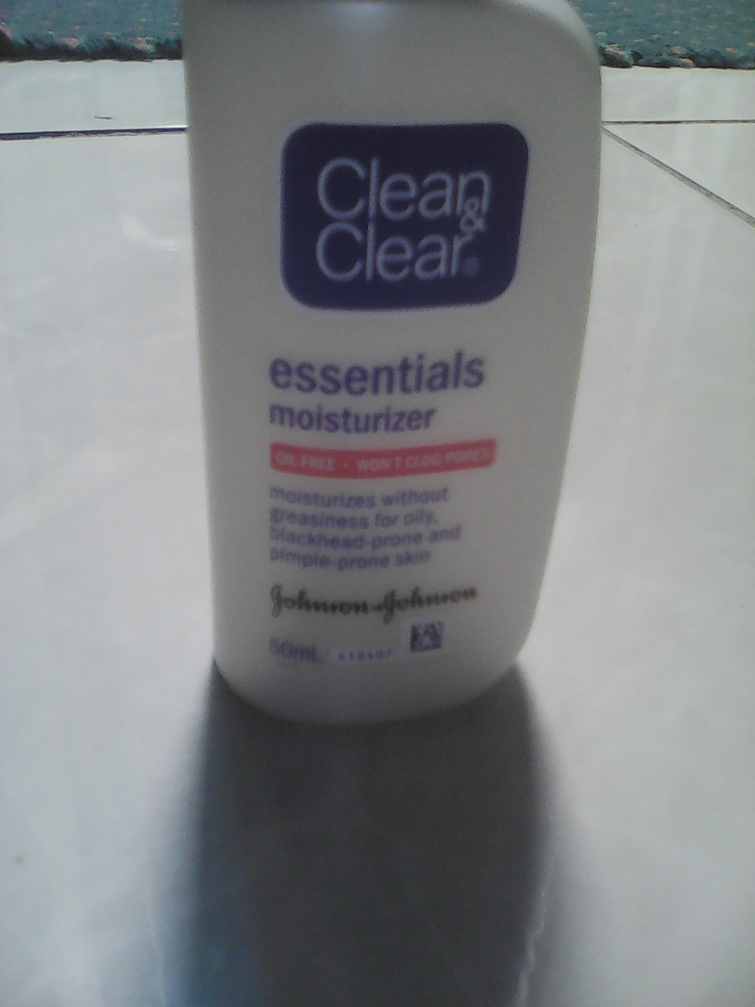 harga clean and clear essentials moizturizer 50 ml Tokopedia.com