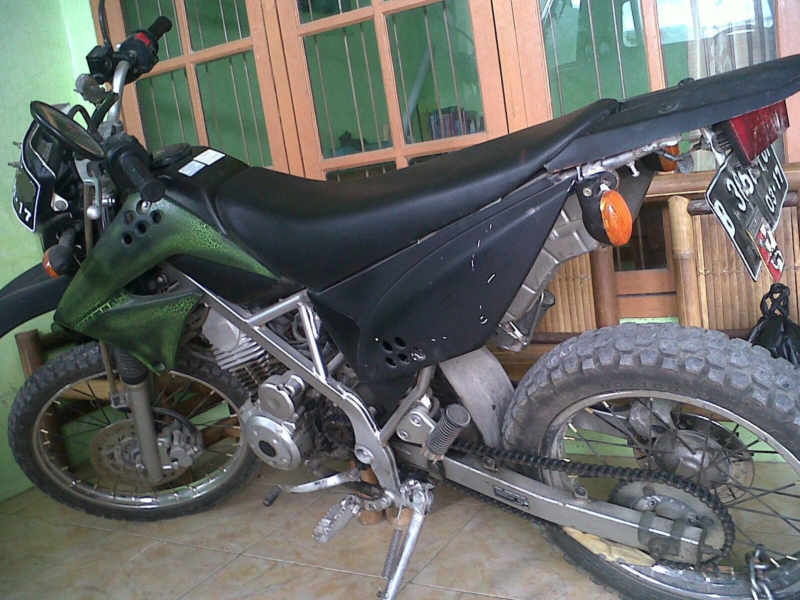 harga Motor Traill - Kawasaki KLX 150 tahun 2012 Tokopedia.com