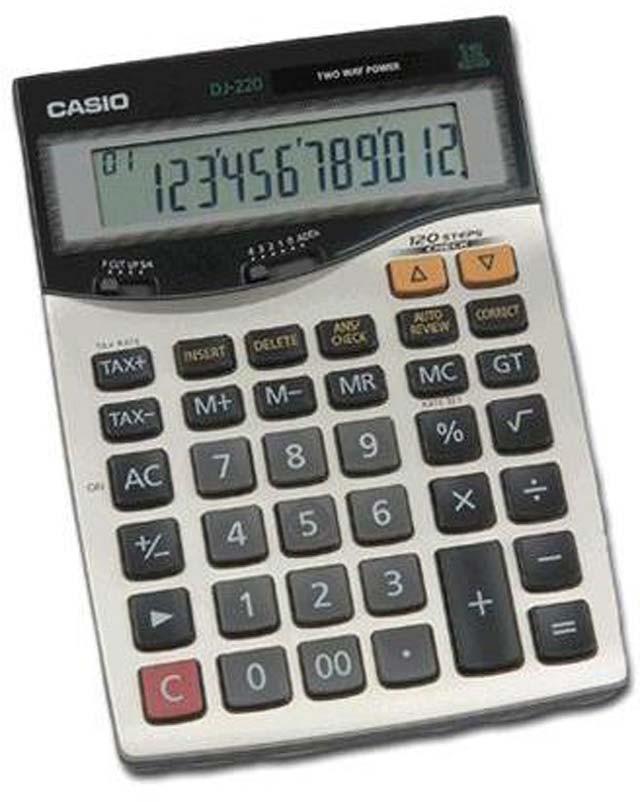 Dj-220d plus | check calculators | shop & field | calculators | casio.