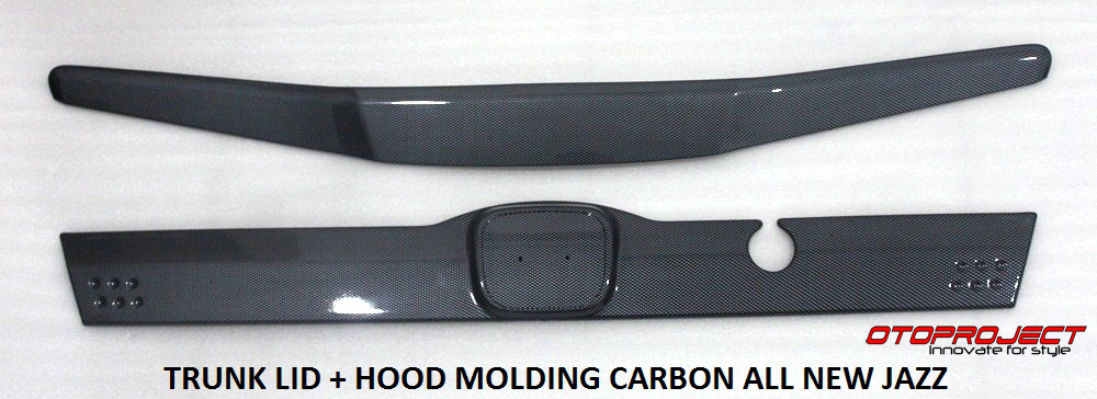 Trunk Lid Honda Jazz Carbon 2008-2013
