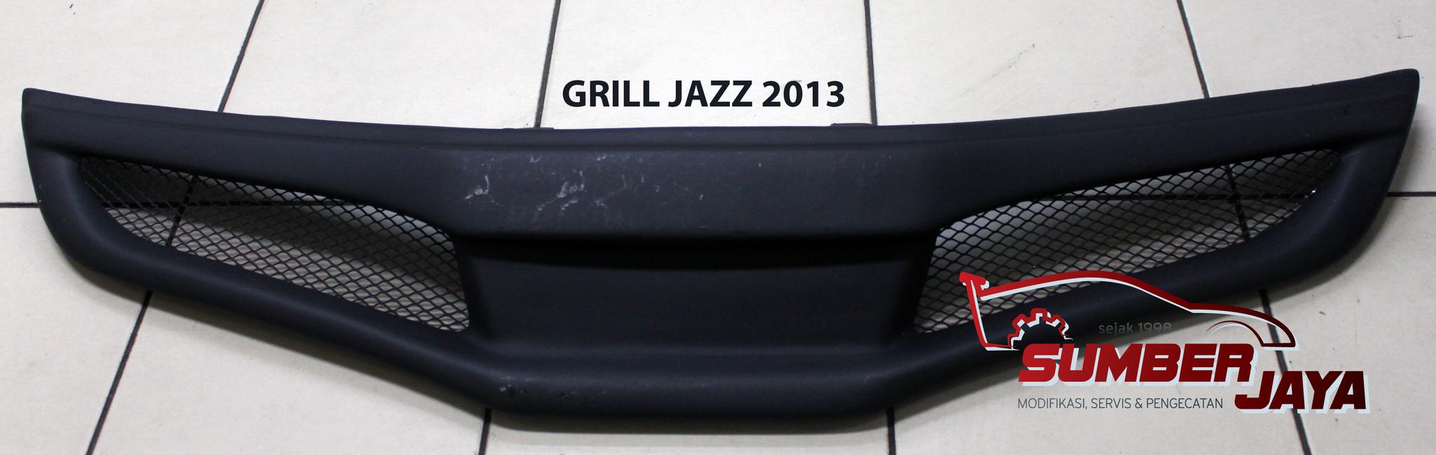 Grill Jazz Mugen 2013