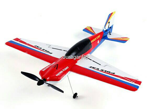 RC Airplane WLtoys F939 Pole Cat 4CH RTF