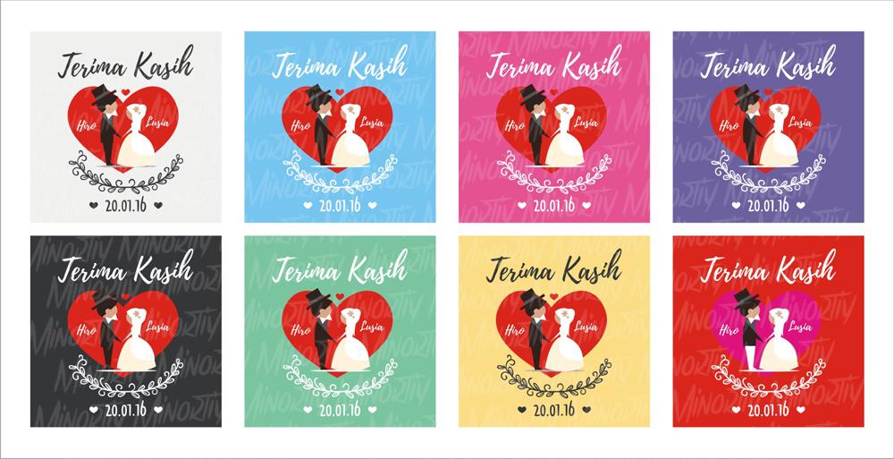 cetak undangan pernikahan murah di pasar tebet