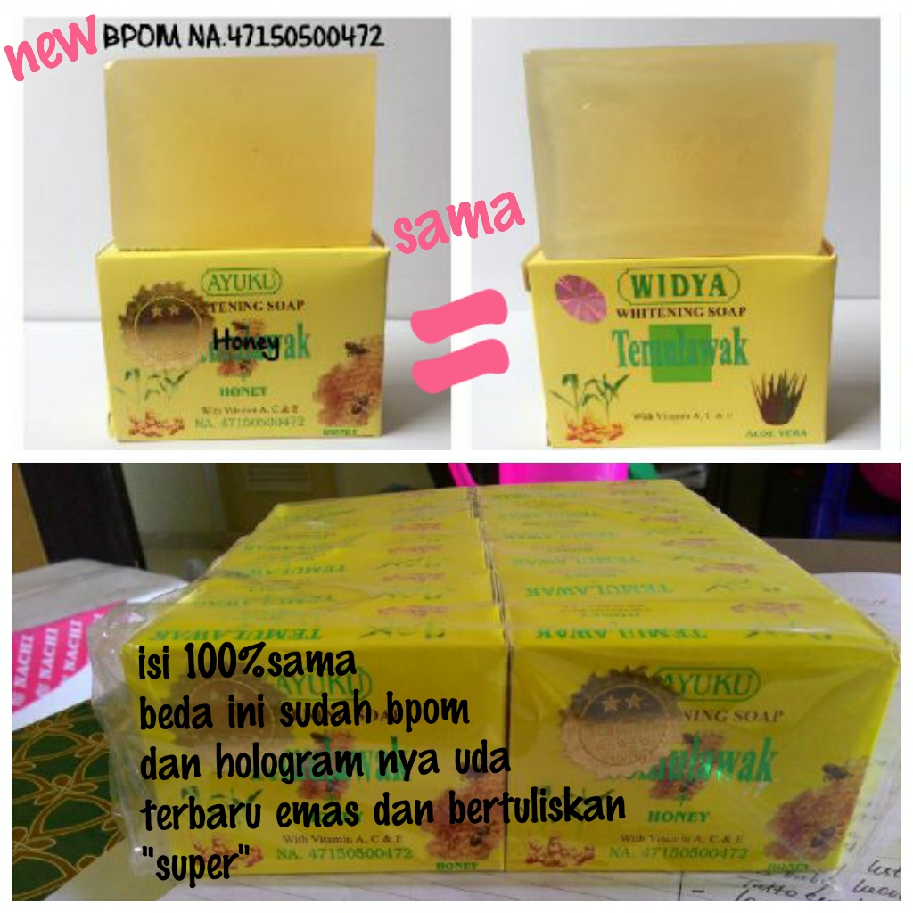 Holo Super Cream Sabun Dan Serum; Page - 5. Jual BPOM .