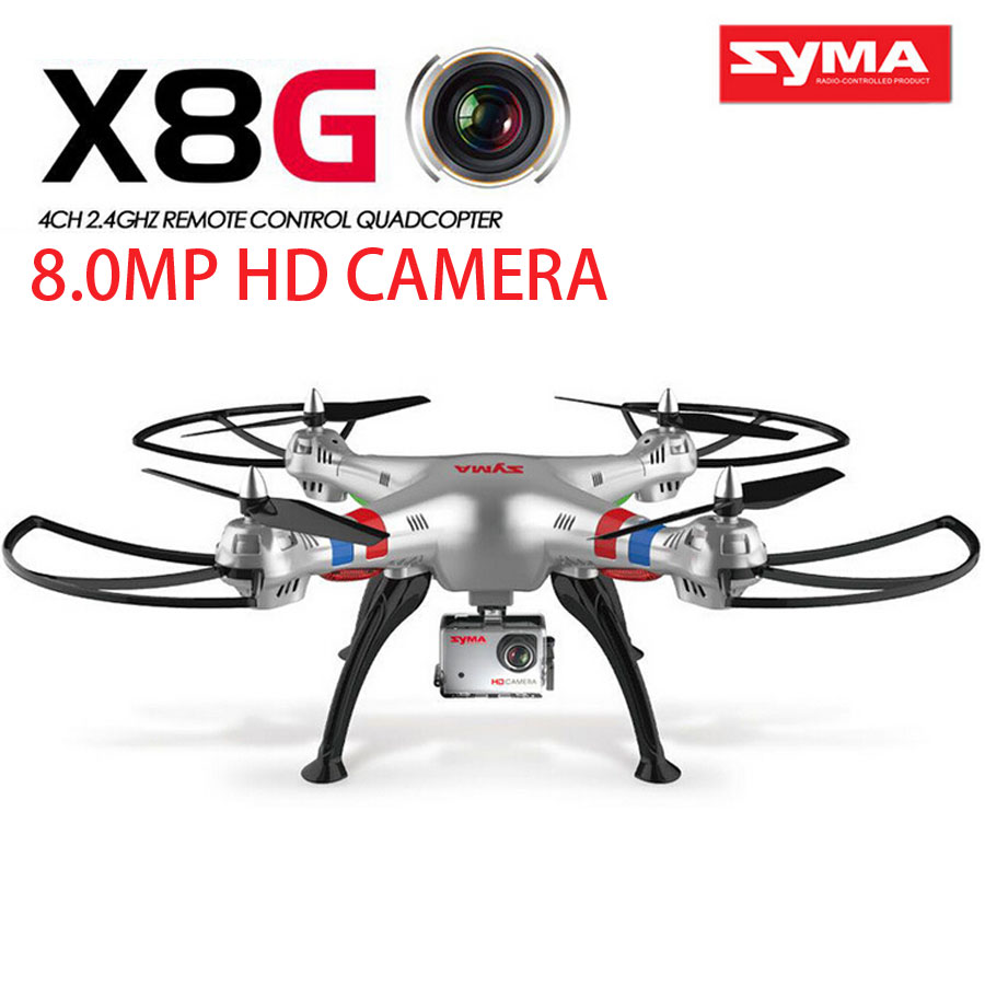 Syma X8G-1 8MP Camera Headless Big Drone