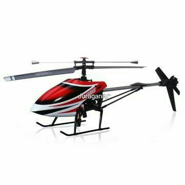 RC Helicopter MJX F49 2.4G 4CH Single Blade RTF