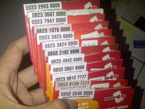 Telkomsel Simpati Nomor Cantik 0812 8888 1957 Daftar Update Source Jual As Kartu Perdana Istimewa Seri