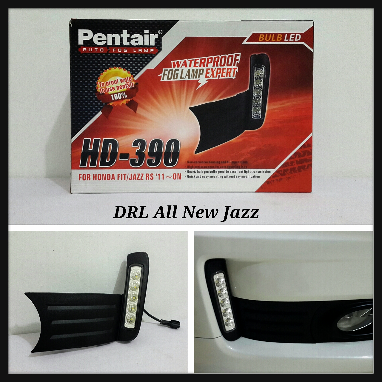 DRL Honda Jazz RS