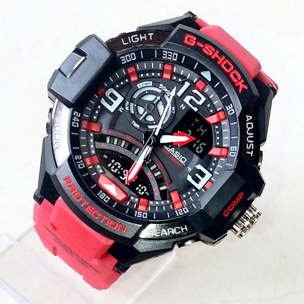 jam tangan pria digital sporty murah terbaru casio g shock gshock gpw