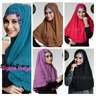 Hijab/Jilbab Instant Syria Freya