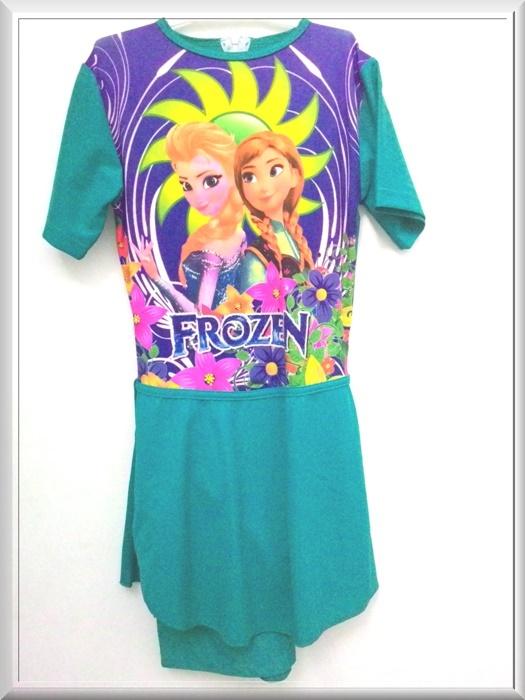 Jual Baju Renang Anak Sd Frozen Chiecollection Tokopedia