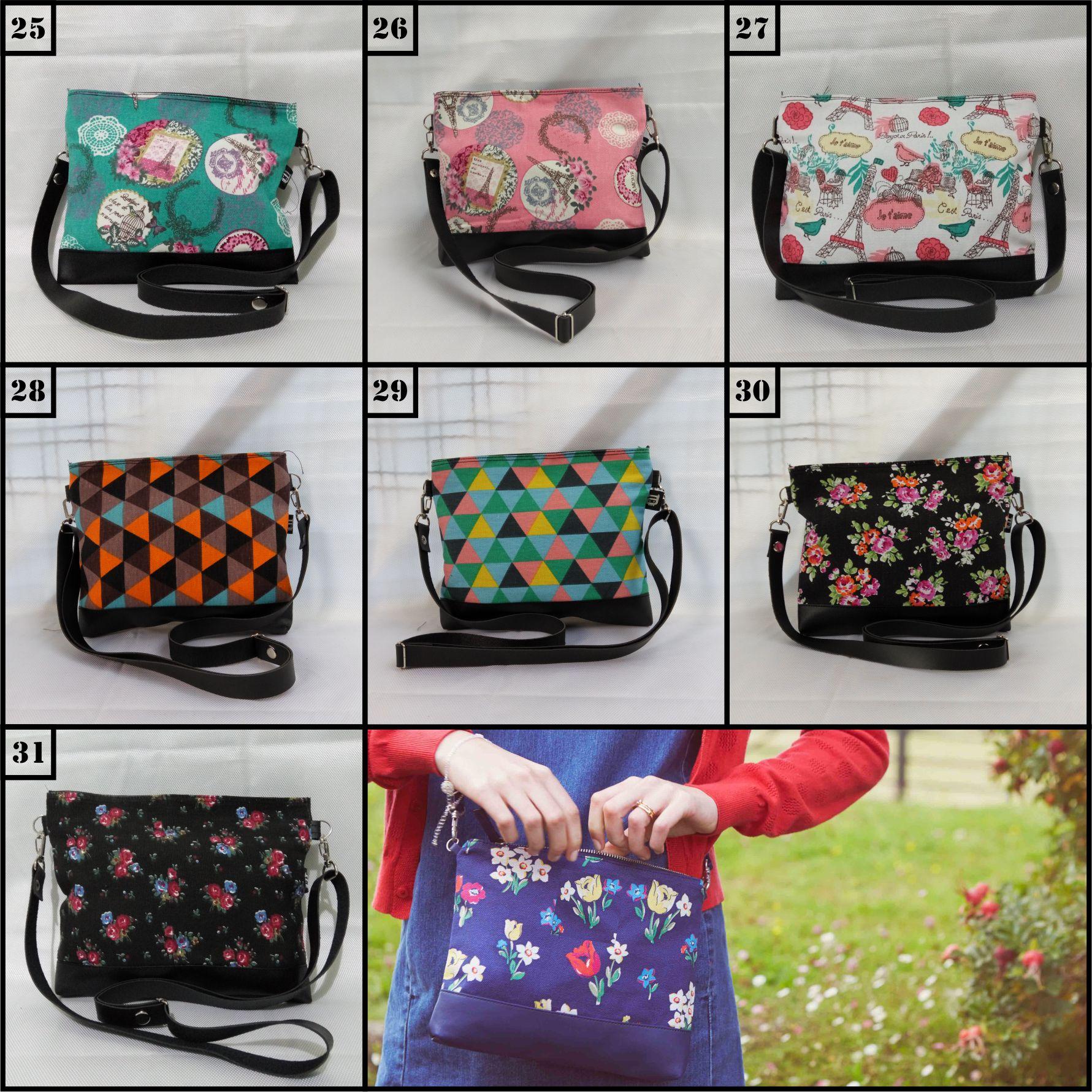Sling bag tokopedia -  Slingbag Cluth Bag Mini Motif Murah