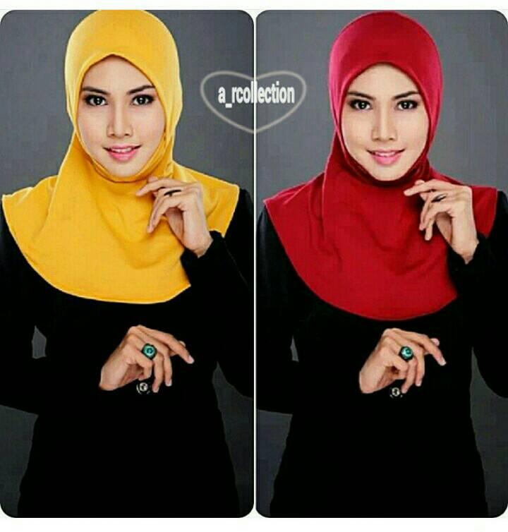 inner hijab, antem, ciput ninja