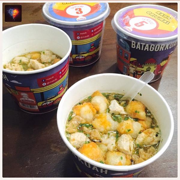 Nugget Ayam Tahu: Batagor Kuah Instant Asli Bandung