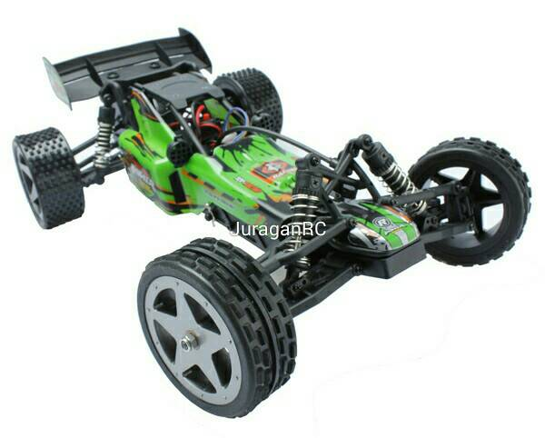 RC Car Wl Toys L959 2.4G 1:12 Buggy Wave Runer RTR