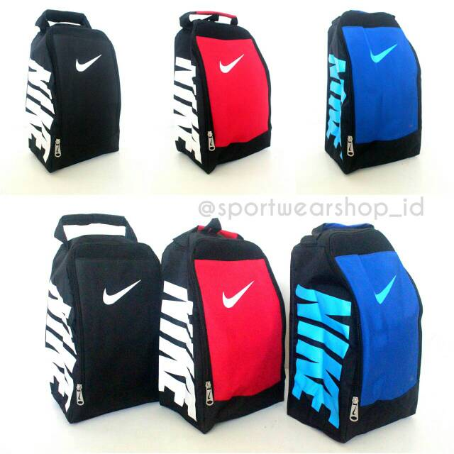 Jual Tas sepatu Jinjing Nike ( Basket, futsal, Bola, Gym