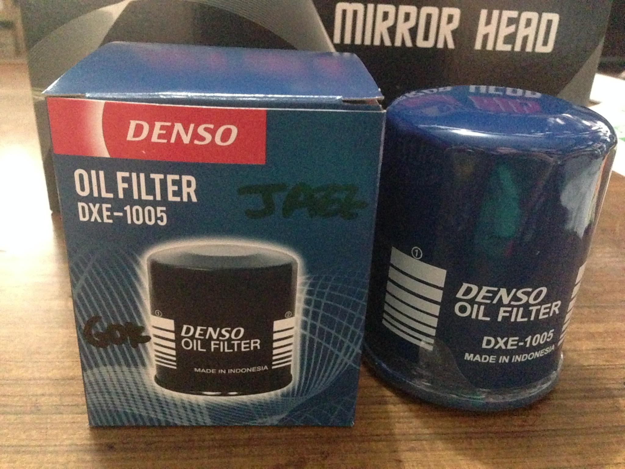 Filter Oli Jazz Denso