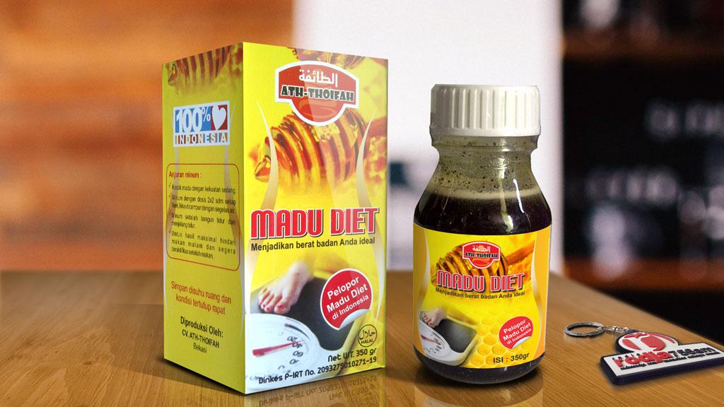 Jual MADU DIET HERBAL SEHAT LANGSING - Piggie Online Shop ...