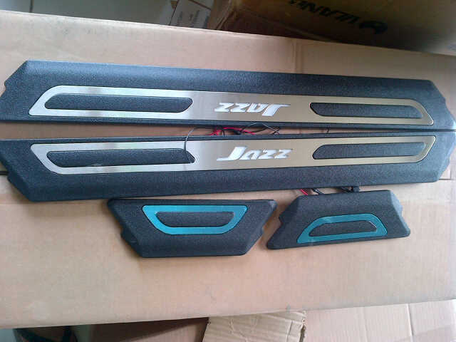 Sillplate LED Door Honda Jazz 2008+ GE8