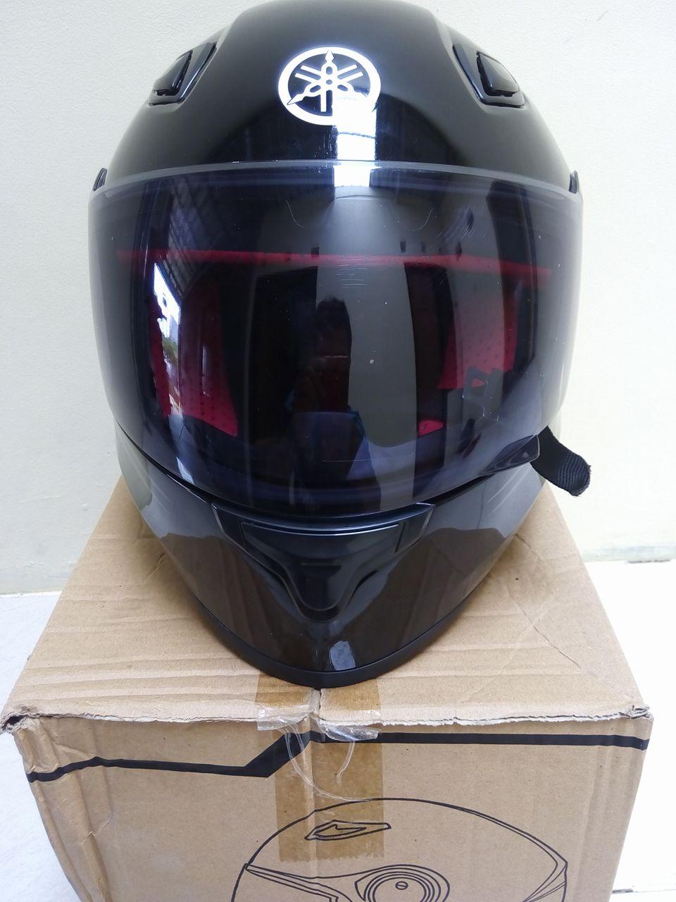 Harga Helm Yamaha Full Face Merk Cargloss Helmet