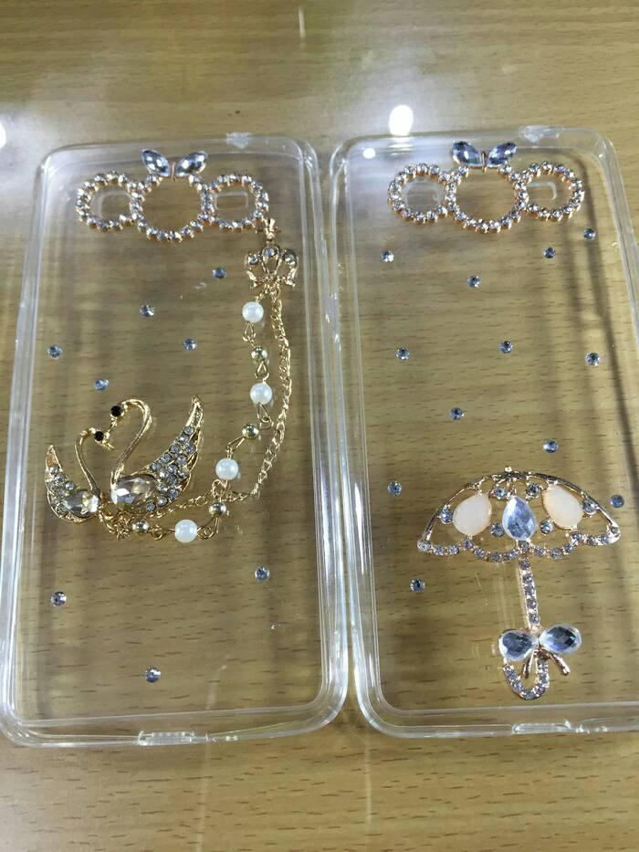 Jual Fuze Swarovski Hardcase Softcase Case For Samsung