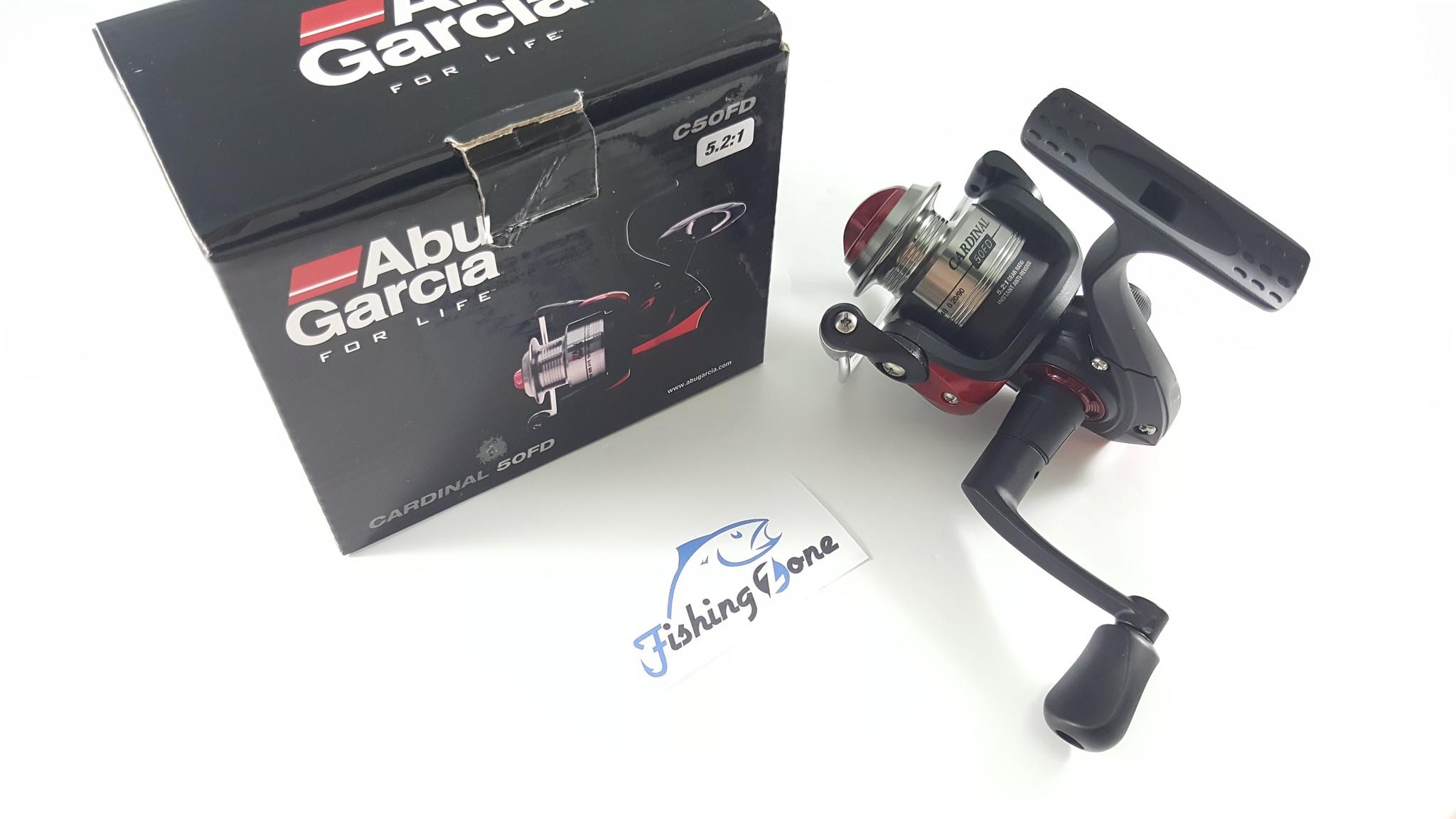 harga Alat Pancing Abu Garcia Cardinal 50 Fd Spinning Reel - 500 Blanja.com