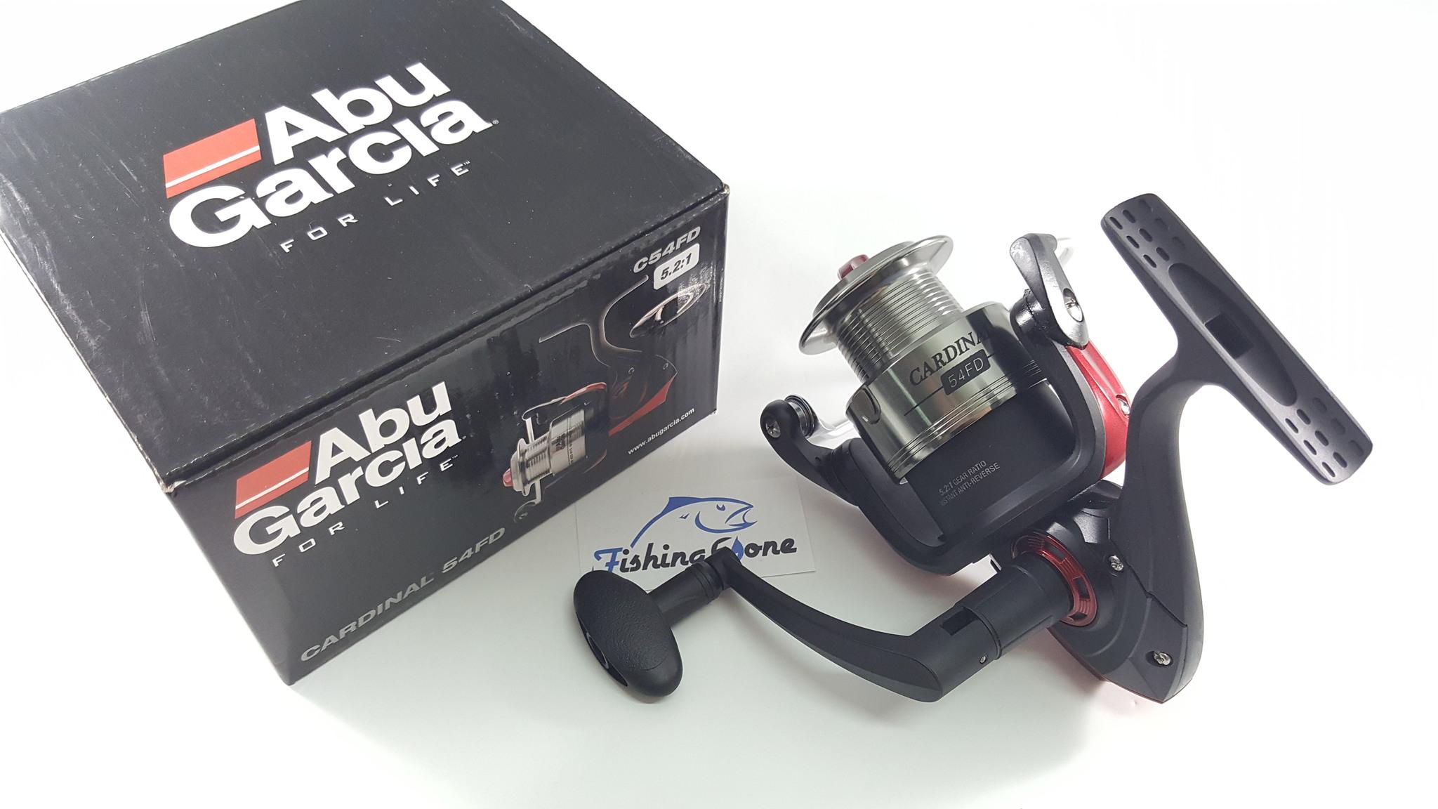 harga Alat Pancing Abu Garcia Cardinal 54 Fd Spinning Reel - 4000 Blanja.com