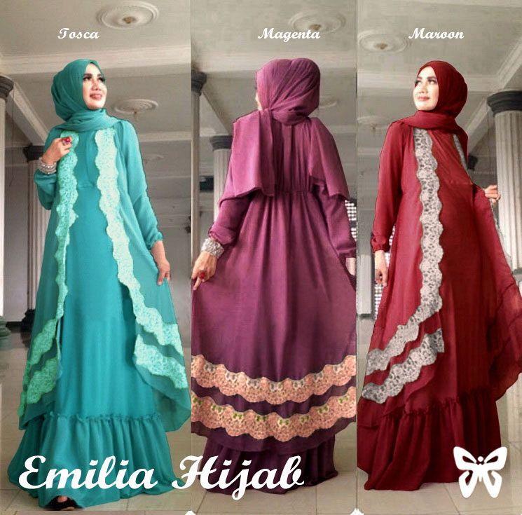 Emilia Hijab Premium