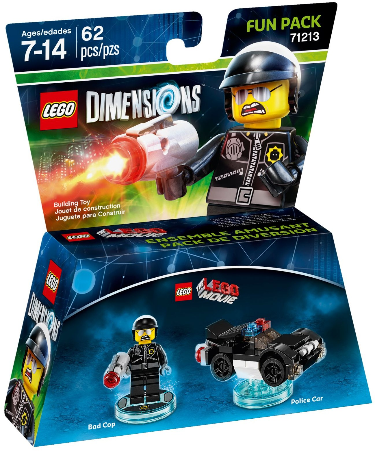 LEGO 71213 - Dimensions - Fun Pack: Bad Cop