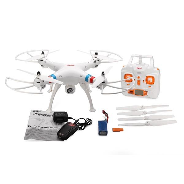 Syma X8C-1 Venture Headless 2MP Wide Angle Camera RC Quadcopter