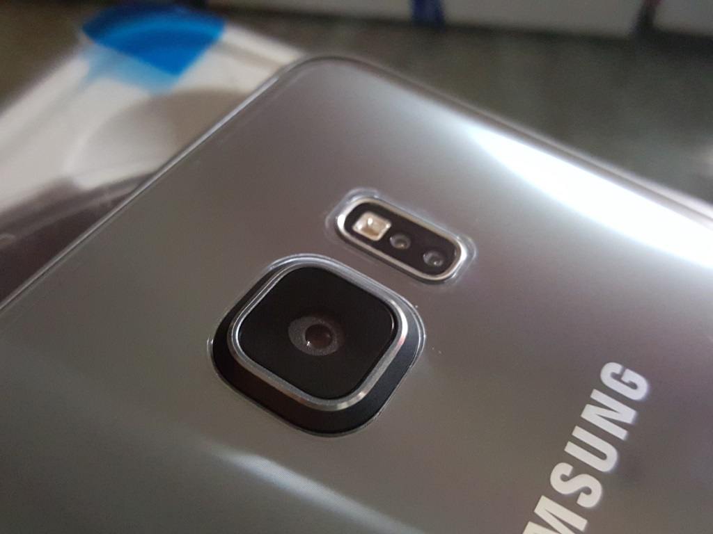 Harga Jual Samsung Galaxy S6 Edge Plus 64gb Silver Titanium Duos