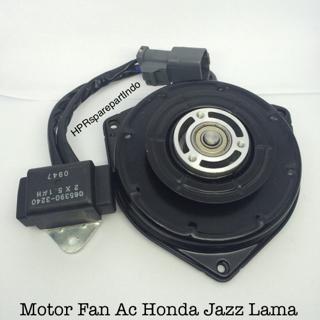 Kipas Radiator / Motor Fan Condensor Ac Mobil Honda Jazz Lama 3070