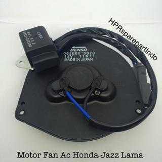 Kipas Radiator / Motor Fan Condensor Ac For Mobil Honda Jazz Lama 3070