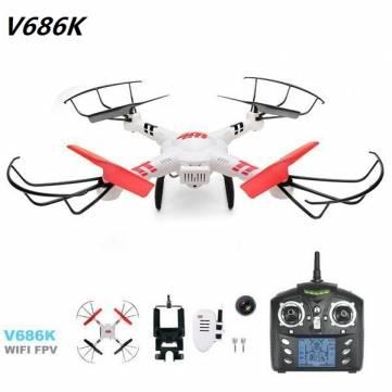 Drone WL V686K Wifi FPV Headless Mode