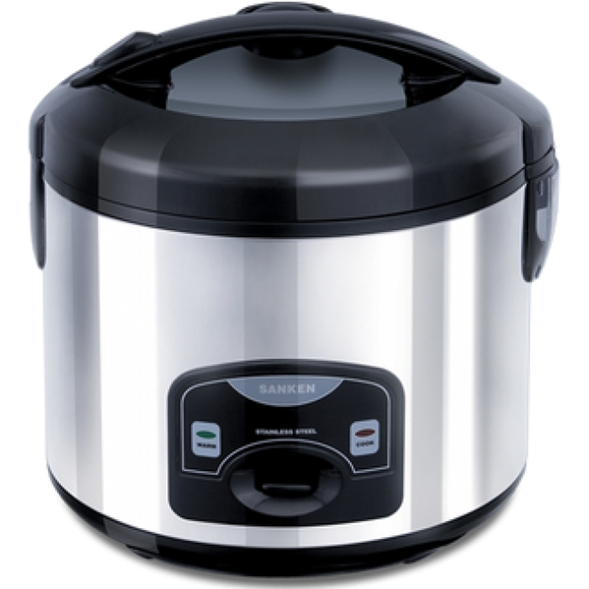 magic com rice cooker penanak nasi sanken sj 1999 stainless 1 8 l