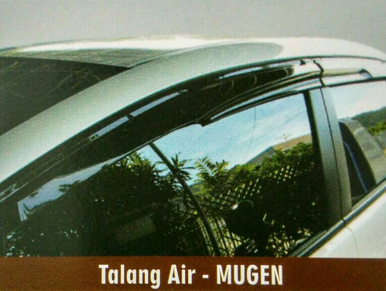 TALANG AIR JAZZ MODEL MUGEN