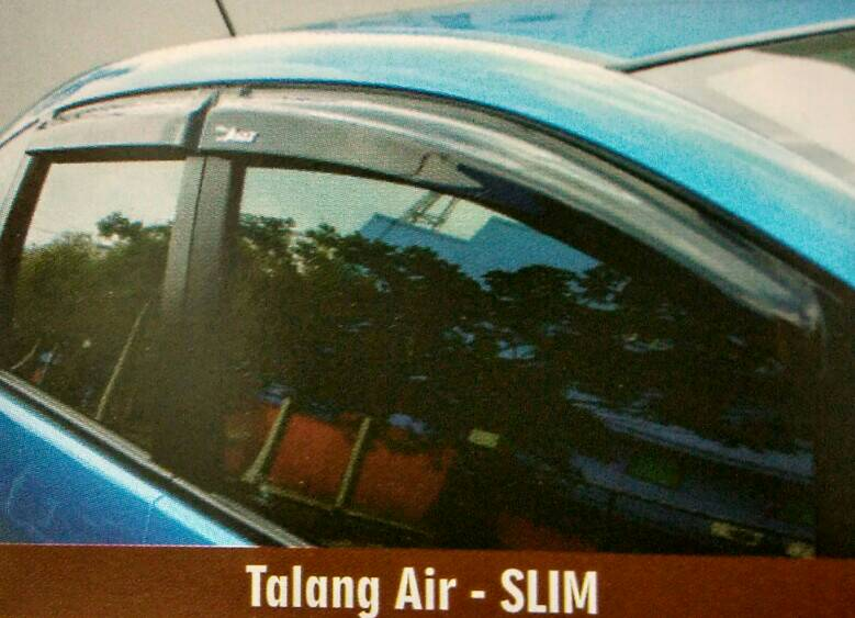 TALANG AIR JAZZ 2012 MODEL SLIM